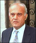 Heart surgeon Magdi Yacoub