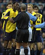 Vieira protest his innocence
