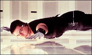 Tom Cruise has carved out a career as both an action man, in films such as Mission Impossible, and as a serious actor