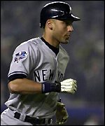 Yankees' Jeter ears �10m a year