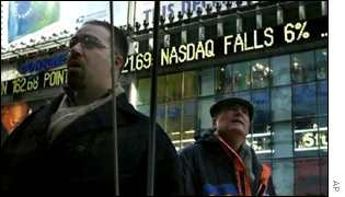 The Nasdaq boom came hand in hand with a rise in US share ownership