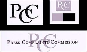 Press Complaints Commission logo