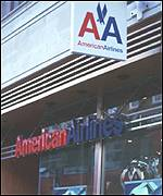 American Airlines shop