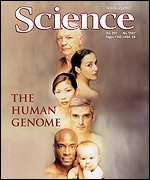 Science is publishing one of two human genome studies
