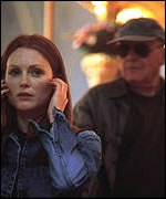 Julianne Moore and Anthony Hopkins