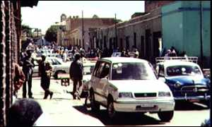 Traffic in Asmara