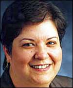 Social Justice Minister Jackie Baillie