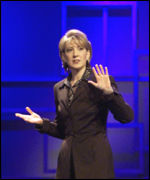 Carly Fiorina, CEO, Hewlett Packard