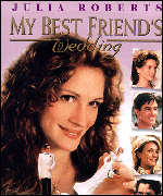Julia Roberts in My Best Friend's Wedding