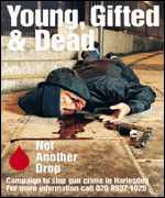 Young, Gifted & Dead poster