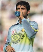 Ganguly will be the target for Waugh