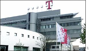 Deutsche Telekom's Bonn headquarters