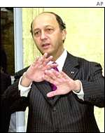 Finance Minister Laurent Fabius