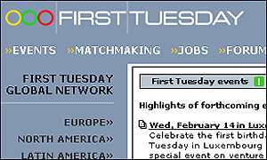 First Tuesday webgrab