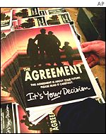 Good Friday Agreement document