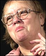 Former Northern Ireland Secretary Mo Mowlam