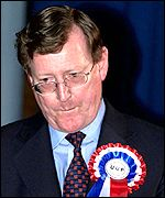 David Trimble reflects on his party's poor performance