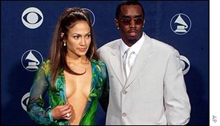 Jennifer Lopez and Sean