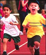 Children's sports day
