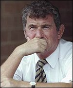 Spurs director of football David Pleat