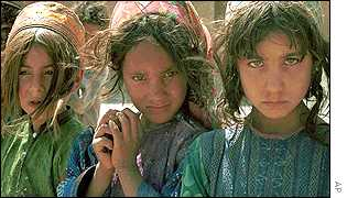Refugees in Herat