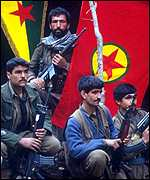 PKK rebels