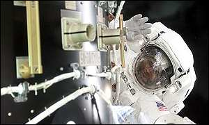 BBC News | SCI/TECH | Shuttle heads home