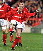 Neil Jenkins was back on song for Wales