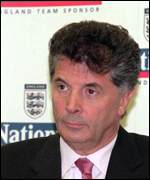 Arsenal's David Dein was one of the first to demand change