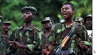 Congolese rebels
