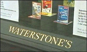 Waterstone book store
