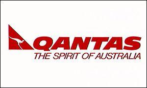 Qantas logo  Qantas Logo
