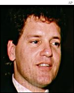 Roger Clinton, Bill Clinton's younger half-brother