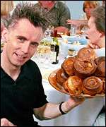 TV chef Gary Rhodes