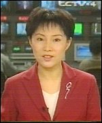 Presenter on Central China TV