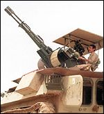 Iraqi anti-aircraft defence