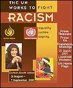 UN World Conference Against Racism