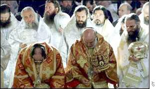 Russian Orthodox clergy