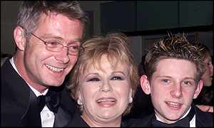 Stephen Daldry, Julie Walters and Jamie Bell