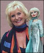 Lady Penelope and co-creator Sylvia Anderson