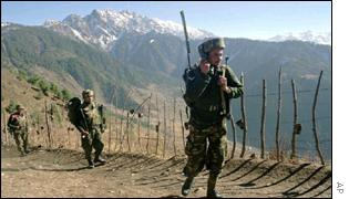 British Muslims allegedly train abroad to fight in Kashmir