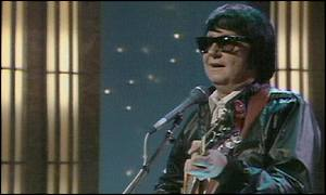 Roy Orbison had many hits including Oh, Pretty Woman