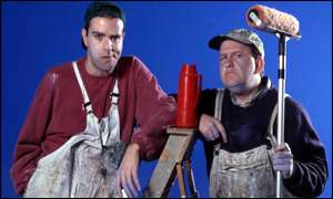 Greg Hemphill and Ford Kiernan in Chewin' the Fat
