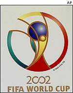 FIFA emblem for the 2002 World Cup