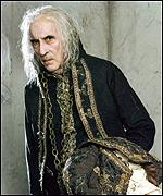 As Flay in the recent BBC production Gormenghast