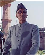 Lee As Mohammed Ali Jinnah in Jinnah (1997)