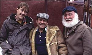 Only Fools and Horses team
