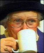 [ image: Ooh I do love a good cuppa. Tea is still Britain's favourite drink .]