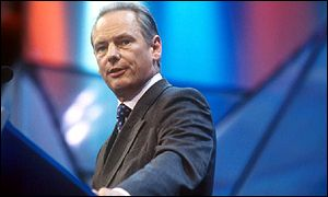 Francis Maude, shadow foreign secretary