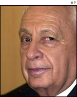Ariel Sharon has pledged to restore security
